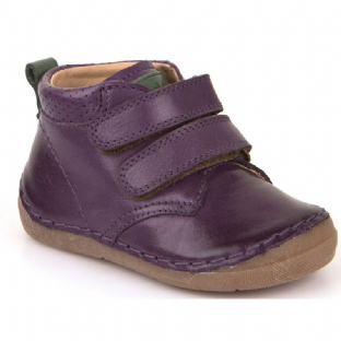 Froddo Childrens Shoes G2130146-7 Purple Boots